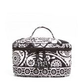 Home and Away Cosmetic in Midnight Paisley   Vera Bradley