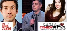 "Lucy Comedy Fest performers advance in ""Last Comic Standing"""
