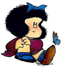 Mafalda primavera
