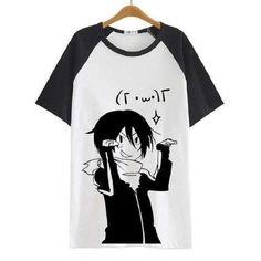 Cartoon Hip Hop Loose T-shirt