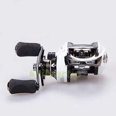 37.29$  Watch now - http://alipx6.shopchina.info/go.php?t=32616820750 - Free Shipping 10+1 BB 6.2:1 Baitcasting Fishing Reel Bait Caster Aluminum Frame Dual Cast Control LHA200 White 37.29$ #aliexpressideas