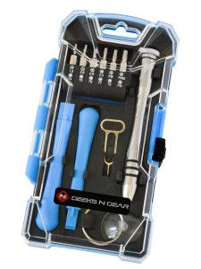 Cell phone repair - Pentalobe screwdriver set - DYI repair broken screens on iPhone, Android, tablets and most handheld electronics