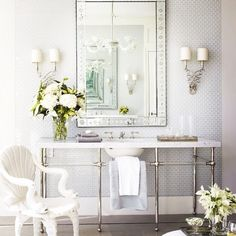 Contemporary Bathrooms - traditional - bathroom - miami - BCB Homes, Inc. Vanity Tops With Sink, Granite Vanity Tops, Make My Day, Home Luxury, Florida Home, Naples Florida, Contemporary Bathrooms, Traditional Bathroom, Bathroom Interior