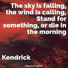 Kendrick spitting #truth #kendrick #kendricklamar #MusicForWork #Music #instamusic #visuals #myjam #genre #hiphop #rap #hot # #fireinthebooth #bumpin #quote #bars #love #wordsofwisdom #wordstoliveby #line #comptom