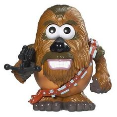 Mr. Potato Head - Chipbacca