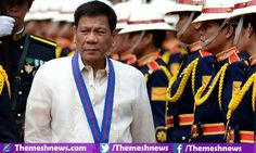 Rodrigo Duterte the President of the Philippines gives open warning to 44th President of United States that he has no right to ask questions to Filipino President further he said that Barack Obama Son of a b****, I will swear at you.