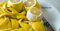 Amazing Healing Power of Lemon Peel + Joint Pain Remedy. Don't throw away your lemon peel. It has many powerful health benefits. Especially useful for healing joint pain and anti-aging. Arthritis Remedies, Herbal Remedies, Health Remedies, Healthy Holistic Living, Healthy Living, Natural Cures, Natural Health, Comidas Light, Candied Lemon Peel