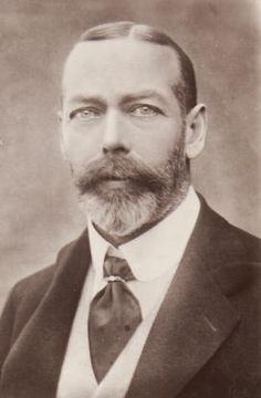 King George V. he was never meant to be king but his older brother Eddie died in 1892 to his own and the whole family's grief.  Victoria's grand son