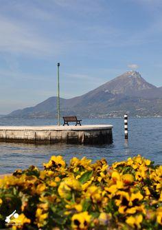 Castelletto di Brenzone sul Lago di Garda. #LagodiGarda #LakeGarda #Gardasee #LacdeGarde