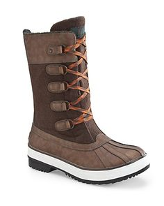 UGG® Australia Lace Up Duck Boots - Baroness | Bloomingdale's