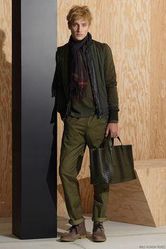 Bottega Veneta Pre-Fall 2016 Collection - #Menswear #Trends #Tendencias #Moda Hombre