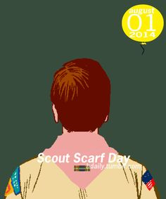 Scout Scarf Day!