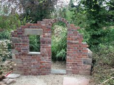 The finished Folly.