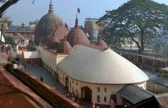 """This is Hindu temple and is dedicated to the divine Mother goddess Kamakhya or """"Sati"""".  This is also referred to as the one of the oldest of the 51 Shakti Peeths. This temple is located on the Nilachal Hill in Guwahati. - See more at: http://www.buzzntravel.com/kamakhya-mandir"""