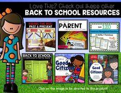 tamaravrusell.com Good Citizen, Back To School Essentials, Meet The Teacher, School Resources, Parenting, Childcare, Natural Parenting