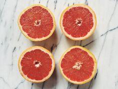 Broiled Grapefruit with Rosemary & Sea Salt Recipe