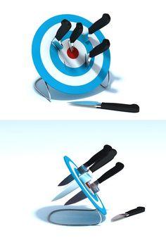 Conceptual design 4 Knife
