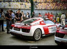 WEC SAFETY CAR   Audi R8 V10 plus & RS 3 Sportback #sportcar #man #sport #anime #cosplay #auto