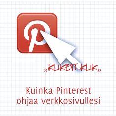 Kuinka Pinterest ohjaa verkkosivullesi / Zento