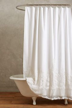 Sissonne Shower Curtain - anthropologie.com