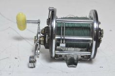 Penn Reels - Consider Some Of These Great Fishing Tips! Fishing Line, Going Fishing, Bass Fishing, Vintage Fishing Reels, Plastic Worms, Penn Reels, All Fish, Types Of Fish, Fish Swimming