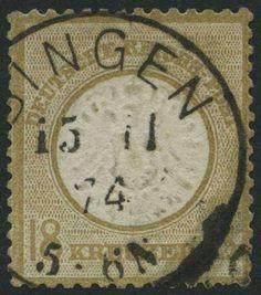 Deutsches Reich Michel 151 K10 Gestempelt