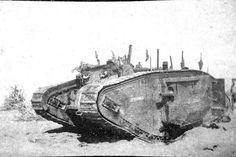 "British tank Mk.I own the name ""Sir Reginald"" in Palestine."