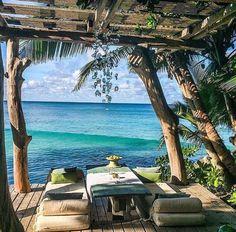 North Island, Seychelles http://www.theprivatetravelcompany.co.uk/hotels/north-island/