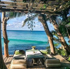 North Island, Seychelles http://www.theprivatetravelcompany.co.uk/hotels/north-island/