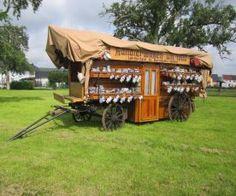 Übernachtung im Händlerwagen | Gemeinde Landscheid