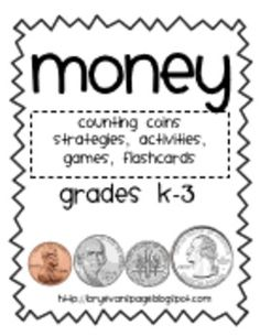 This file is packed full of activities to use with your students during your money unit. It includes:student bookletposters4 activitiesself...