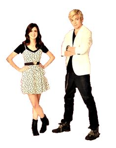 Austin and ally :)