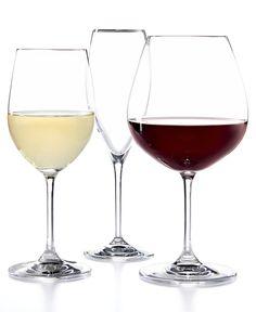 Riedel Stemware, Vinum Collection - Shop All Glassware & Stemware - Dining & Entertaining - Macy's
