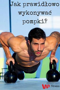 Ćwiczenie pompki to dobre ćwiczenie na brzuch i ręce, na wzmocnienie mięśni w kończynach górnych. Takie ćwiczenia pomagają także wyrzeźbić klatkę piersiową, barki, ramiona, a nawet mięśnie brzucha. #body #gym #exercises #pump #muscles #man #fit #diet #fitness #pompki #ćwiczenia #siłownia #fitness #crossfit #mięśnie #dieta
