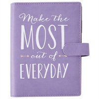 2016 Personal Planner - Make the Most, Lilac