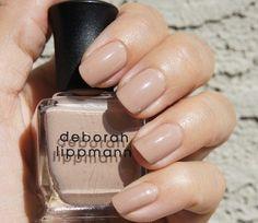 Like The Length And Shape Of Nails Nail Polish By Deborah Lippmann