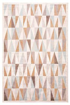 Machine Made Lustrous Finish Art Silk/ Chenille Ivory/Taupe Area Rug - modern - Rugs - Jaipur Rugs Inc. Contemporary Rugs, Modern Rugs, All Modern, Quilt Modern, Midcentury Modern, Modern Living, Beige Area Rugs, Identity, Groomsmen