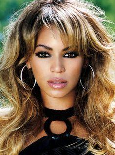 The Sculptural Makeup, Beyonce Knowles