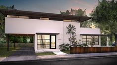 Starting at $700,000, the six homes will be marketed throughout the Coconut Grove Art Festival and begin construction in the spring.