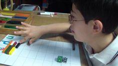 Aprendiendo Matematicas de una forma divertida con Regletas Cuisenaire ...
