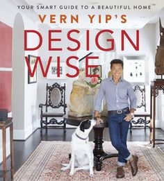 Vern Yip's Design Wise | http://paperloveanddreams.com/book/1150801677/vern-yips-design-wise | WHAT MAKES A HOME BOTH SMART AND BEAUTIFUL?Have you ever wondered exactly how high to hang your artwork? How about the light fixture over your dining table?Do you know how to ideally size a rug for any room, or the best way to arrange your furniture? Trusted designer Vern Yip answers these questions, and more, by revealing the right formulas and measurements that can make any room feel just…