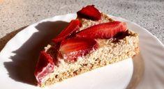 IR-barát pudingos-epres piskóta zabpehelyliszttel (cukormentes) Vanilla Cake, Tiramisu, Sugar Free, Cheesecake, Healthy Recipes, Healthy Food, Sweets, Ethnic Recipes, Foods