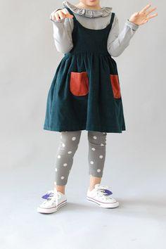 Orange pockets. the | carna | dress