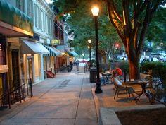 College Avenue, Athens, GA