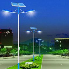 Solar Panel, Solar Street Light, Solar Power System, LED Lights