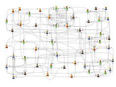 Estamos conectados, estamos en red, interactuamos a través de redes , pero... esas redes ¿son simple lineas blancas? ¿Son lineas estáticas o en movimiento? ¿En qué lugar de la red estamos?¿Qué lugar de la red compartimos? ¿Trabajamos en red en los colegios? ¿Con nuestros compañeros? ¿Con nuestros alumnos?