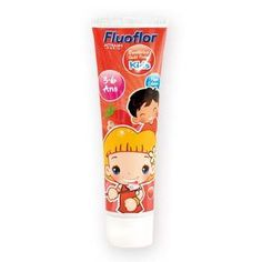 Free Kids Fluoflor Toothpaste - http://ift.tt/1RkuGmo