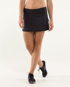 Lululemon run: pace setter skirt (regular) | women's shorts, skirts & dresses | lululemon athletica
