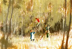 Light as a feather #pascalcampion #fall