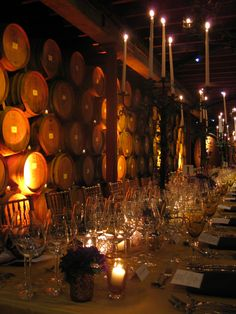 V. Sattui Winery: Winemakers Dinner